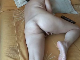 Aunt and her maid, very excited, ask for cock in the ass