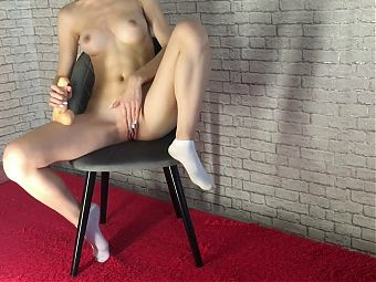 FUCKING THE WET TIGHT PINK PUSSY OF MY STEPSISTER