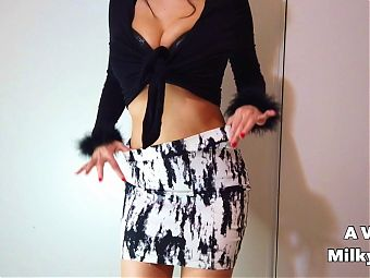 Sexiest tight skirts try on haul! AVeryMilkyWay