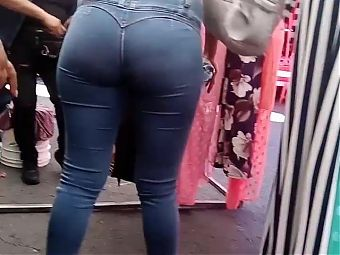 Mexican young ass