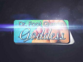 Dr. Foot Queen Goddess - Soles Crush Plastic