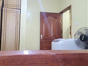 Toilet Stall Door Unlocked (2)