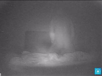 Hidden camera! Real sex in the dark!